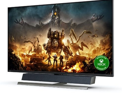 Philips Momentum, The World's First Monitor Designed for Xbox