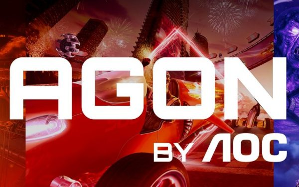 'AGON by AOC': a New Gaming Brand Strategy to Inspire Gamers at Every Level
