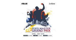 PixelMaster Grand Prix, Asus PH First Ever Nationwide Photo Marathon