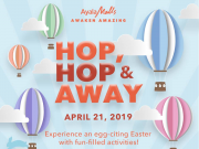 Egg-citing Easter Sunday Activities at Ayala Malls Capitol Central