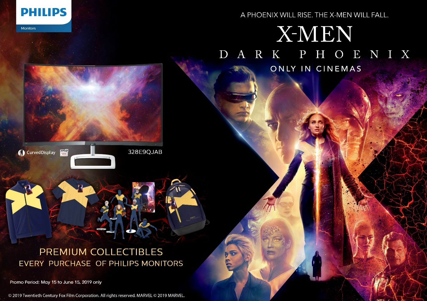 Philips and Twentieth Century Fox premiere X-Men: Dark Phoenix in Cebu