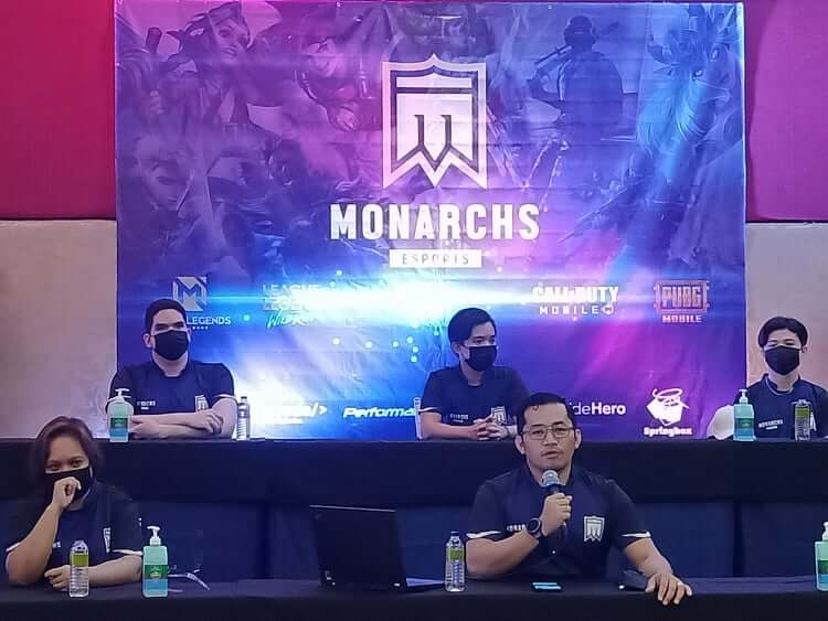 Monarch Esports Sees Need for LGU, Schools Support  to Produce Cebuano Gaming Champions